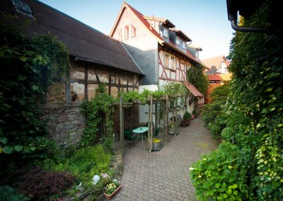 Beates Bed and Breakfast - Das Haus